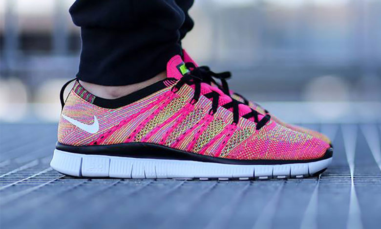 buy popular 531a6 2cb27 Nike Free Flyknit NSW
