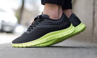 """Nike Free Hypervenom Low """"Black/Volt"""""""