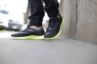 Nike Free Hypervenom Low Black