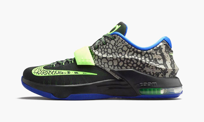 save off 30c4e b5cc4 Nike KD7 Electric Eel Highsnobiety outlet