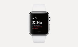 Nike+ Running App Launches on Apple Watch