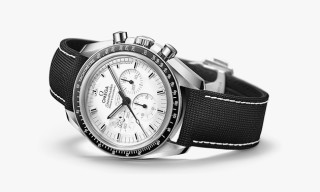"Omega Pays Tribute to Apollo 13 with ""Snoopy"" Branded Speedmaster"