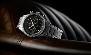 "Omega Unveils the Speedmaster '57 ""Retro Dial"""
