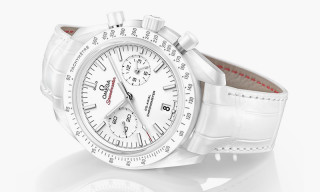 "OMEGA Speedmaster ""White Side Of The Moon"""