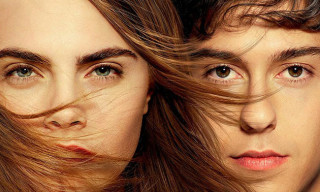 Watch the Official Trailer for 'Paper Towns' starring Cara Delevingne
