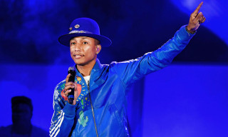 Pharrell Williams to be Honored with the CFDA Fashion Icon Award