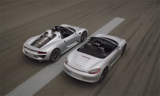 Watch Porsche Detail the Company's Design Principles