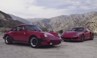 40 Years of the Porsche Turbo With Magnus Walker