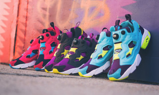 "Reebok Spring/Summer 2015 Instapump Fury ""Athletic '90s"" Pack"