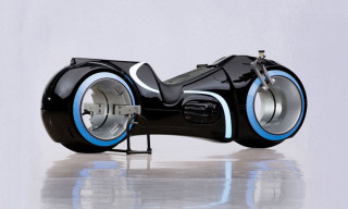 Tron Lightcycle Working Replica Can Be Yours for $40,000