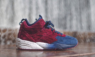 Ronnie Fieg x PUMA RF698 Mid Preview