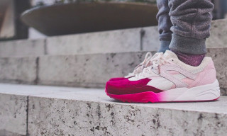 "Ronnie Fieg x PUMA R698 ""Sakura"" Preview"
