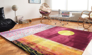 "Sam Friedman x Case Studyo ""Happy Place"" Rug"