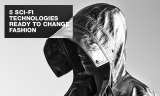 5 Sci-Fi Technologies Ready to Change Fashion