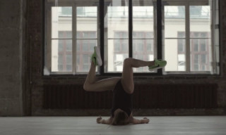 Watch a Russian Ballerina Dance in Nike, adidas and More