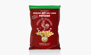 Sriracha-Infused Snacks Launching Soon
