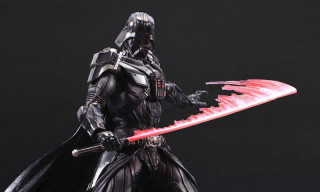 Square Enix Redesigns Star Wars Figures