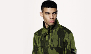 "Stone Island Spring/Summer 2015 ""Flowing Camo"" Video"