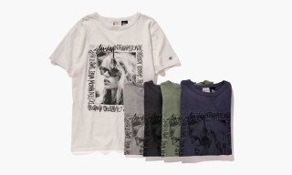"Stussy x Champion Japan Spring/Summer 2015 ""Rochester"" Collection"