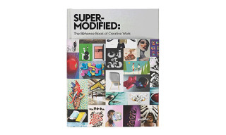 Behance Publishes First-Ever Book 'Super-Modified: The Behance Book of Creative Work'