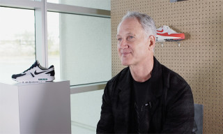 Tinker Hatfield Talks the Essence of Design, Nike Air Max Zero and More