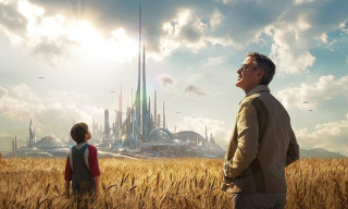 Watch the Official Trailer for 'Tomorrowland' starring George Clooney