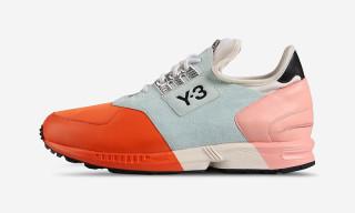 "Y-3 ZX Zip ""Orange/Blue/Pink"""