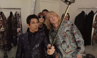 Anna Wintour Talks Runway Walks with Derek Zoolander and Hansel Backstage at Valentino