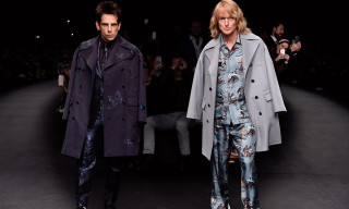 Watch Zoolander and Hansel Walk Valentino's Fall/Winter 2015 Runway Show