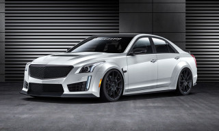 2016 Hennessey CTS-V Is World's Fastest Sedan With 1000 Horsepower