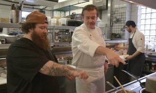 Watch Action Bronson & Chef Michael White Make 'Mr. Wonderful'-Inspired Coastal Italian Food