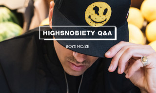 Highsnobiety Q&A | 10 Years of Boysnoize Records