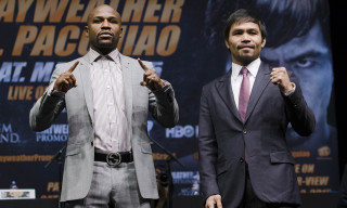Floyd Mayweather vs. Manny Pacquiao Boxing Match to Cost Record Breaking $99 USD on Pay-Per-View