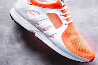 Adidas Eqt Racer 2.0 Orange