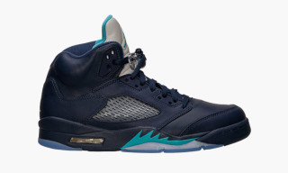 "A First Look at the Air Jordan V Retro ""Hornets"""