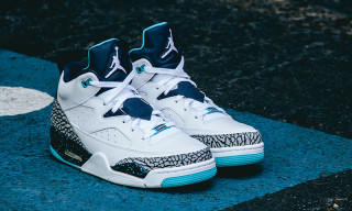 "Air Jordan Son of Mars Low ""White/Midnight Navy"""
