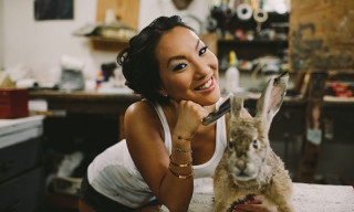 Watch Asa Akira Learn How to Do Taxidermy