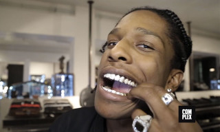 Watch A$AP Rocky Go Shopping With Complex