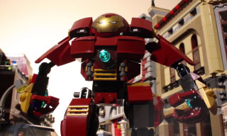 Watch the 'Avengers: Age of Ultron' Trailer Recreated in LEGO