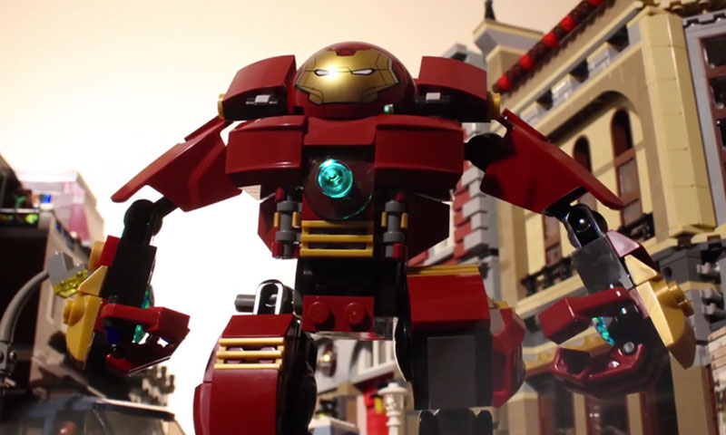 Watch the 'Avengers: Age of Ultron' Trailer Recreated in ...