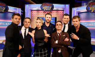 Watch The Avengers Play Family Feud