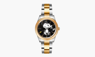 "Bamford Watch Department x The Rodnik Band ""Snoopy"" Datejust"