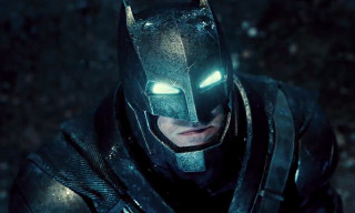 Watch the Official Teaser Trailer for 'Batman v Superman: Dawn of Justice'
