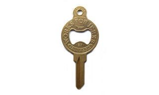 Benny Gold x Good Worth Key/Bottle Opener Combo