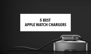 Our 5 Favorite Apple Watch Chargers
