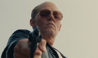 Watch the Official Trailer for 'Black Mass' Starring Johnny Depp