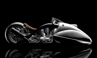 BMW Apollo Streamliner Motorcycle