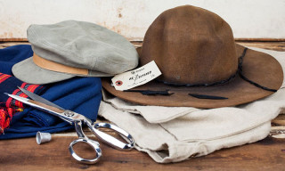 """Brixton """"ReStitched"""" Headwear Collection"""