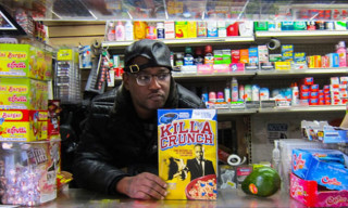 "Cam'ron Is Giving Away Limited Edition ""Killa Crunch"" Cereal Boxes With T-Shirts & $100 Inside"