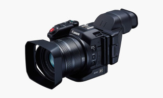 Canon Unveils the XC10 Still/Video Professional 4K Hybrid Camera